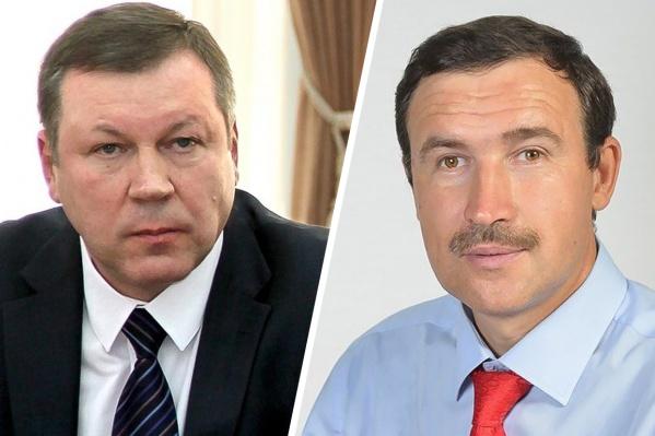 Игорю Зюзину предложил уйти в отставку Владислав Журавлев