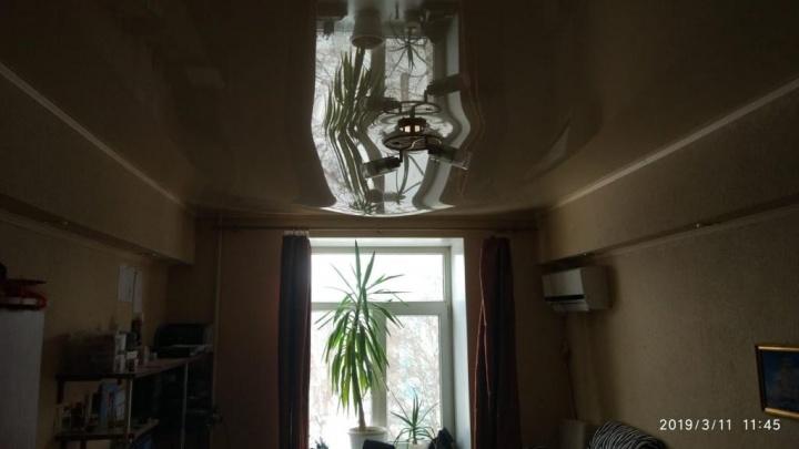 «В комнате как будто дождь идет»: уфимцев смыло тающим снегом прямо в собственных квартирах