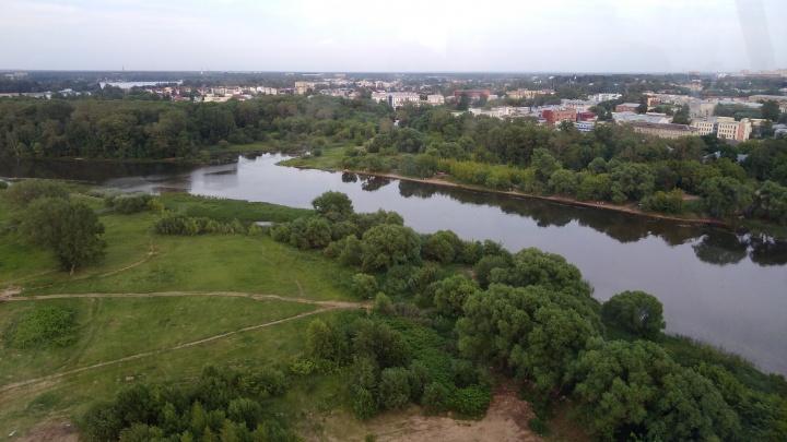 В Ярославле общественники заставили чиновников привести в порядок берега рек