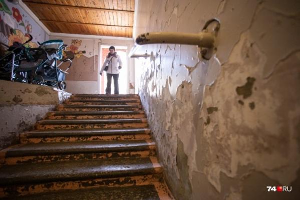 Новая система обслуживания детей на дому заработала в поликлинике на улице Новороссийской, 65