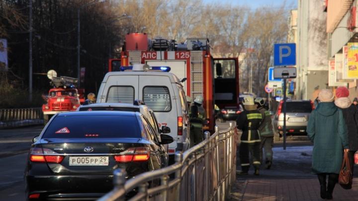 В Петербурге задержали пенсионера за пост во «ВКонтакте» о взрыве в архангельском УФСБ