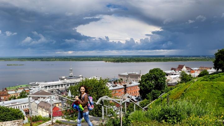 Прогноз погоды. В Нижнем Новгороде лето пытается вернуть власть