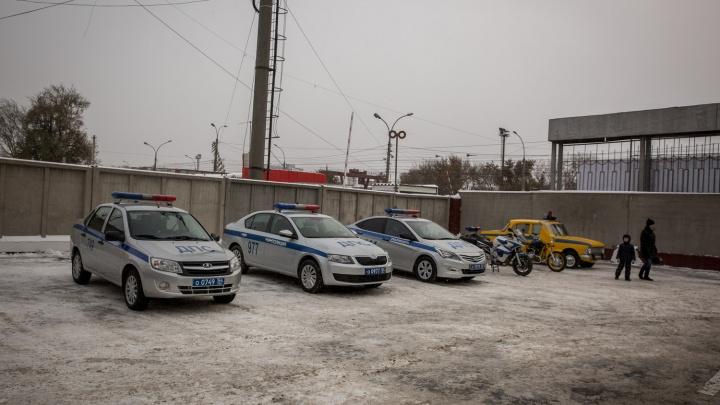 В 2030 году никто не будет погибать в ДТП — такую задачу поставили перед новосибирской ГИБДД