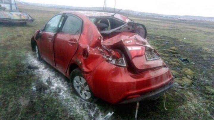 В Башкирии пьяный водитель чуть не угробил соседского мальчика, которого решил подвезти