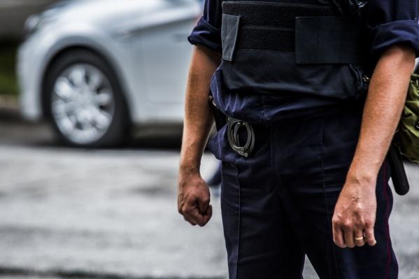 Подозреваемый был задержан в подсобном помещении бара