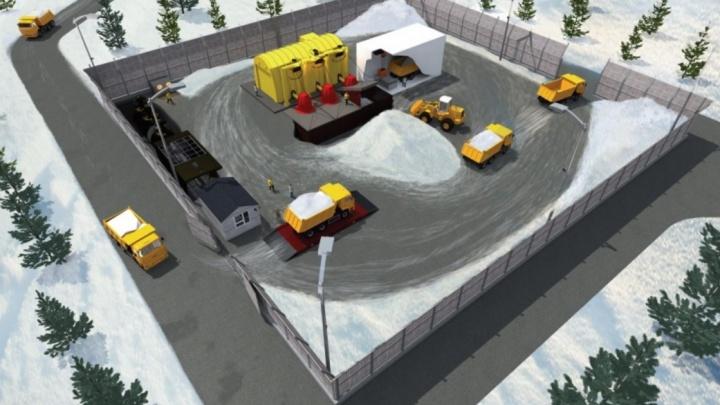 Строительство снегоплавильной станции в Самаре стартует в ноябре