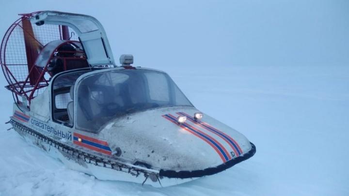 В Самарской области молодой рыбак провалился под лёд
