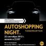 Автоцентр «КМ/Ч» проведет «Ночь автошопинга»