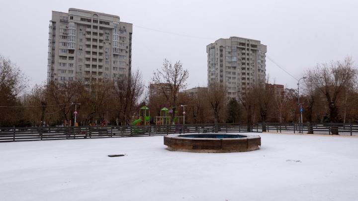 Второй пошел: в Волгограде в первые зимние выходные открылись катки