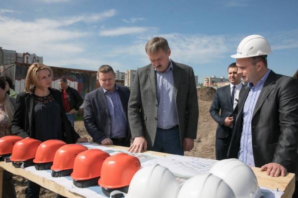 Центр пляжных видов спорта хотят построить с учетом возможностей принять на его базе Кубок России