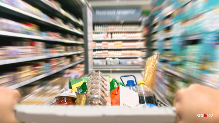 В Самарской области продукты в магазинах проверят на антибиотики и вредные жиры