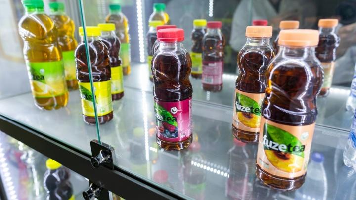 36 000 бутылок в час: на ростовском заводе Coca-Cola усовершенствовали производство холодного чая