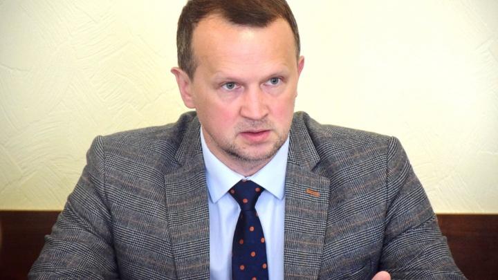 Бывшего заммэра Ярославля снова взяли на работу в администрацию. Но в другую