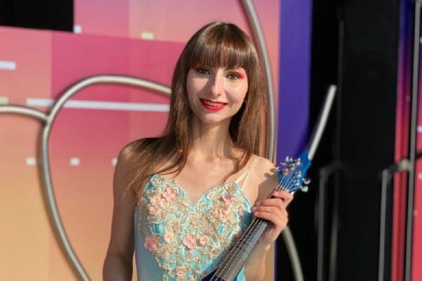 Анна работала в Китае по контракту и 30 января вернулась домой