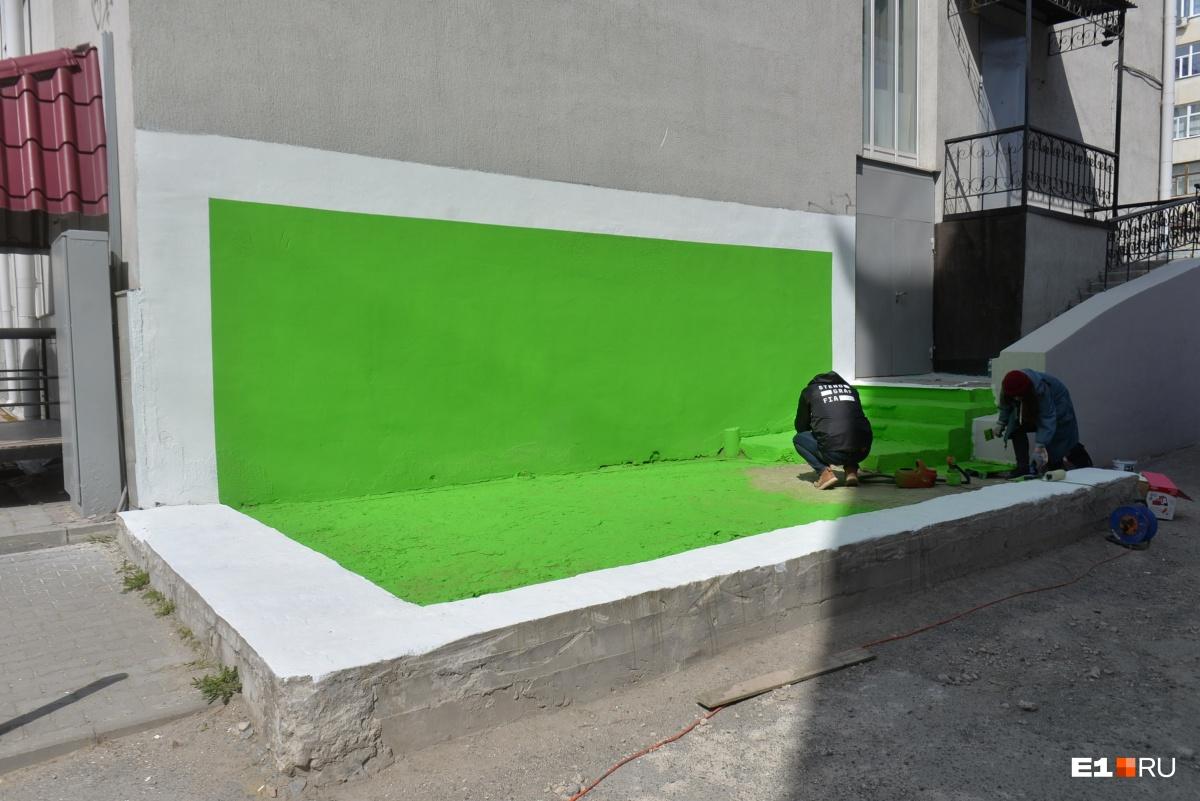Хромакей —зеленый экран, который используют в кино для создания спецэффектов