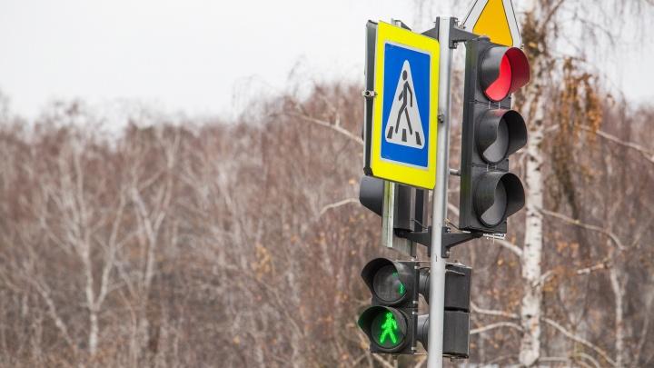 И так уедут: светофор на Гусинке, из-за которого собираются пробки, не будут переключать