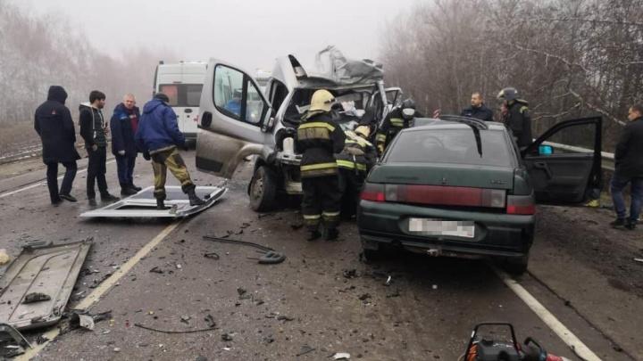 Подозревают водителя: по факту ДТП под Борисоглебском возбуждено уголовное дело