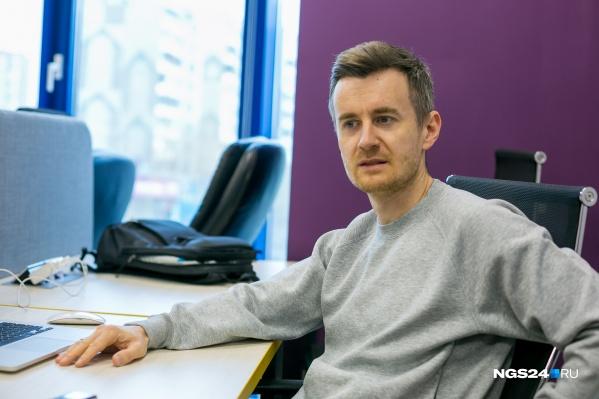 Создатель сервиса «Местомер» Андрей Иванов.