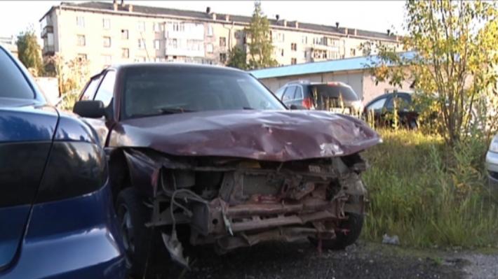 В Архангельске задержали участников группы, которая устраивала ДТП для получения страховки