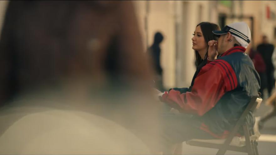 Пермячка Алина Горохова снялась в новом клипе Тимати, посвященном погибшему другу