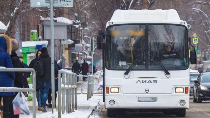 Из-за прорыва водопровода в Самаре скорректировали движение автобусов №12
