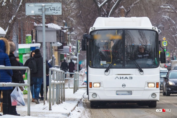 Автобус будет ходить по скорректированному маршруту до конца ремонтных работ