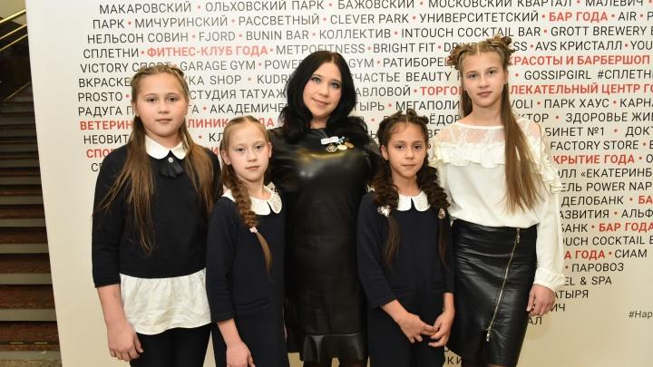 «В 24 года у меня было пятеро детей»: болтаем о женском с Лилией Сыропятовой
