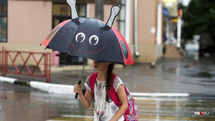 Погода изменится резко: на Ярославль обрушатся грозовые дожди и похолодание