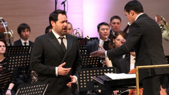 2,8 миллиона — детям: Ильдар Абдразаков провёл в Уфе благотворительный концерт