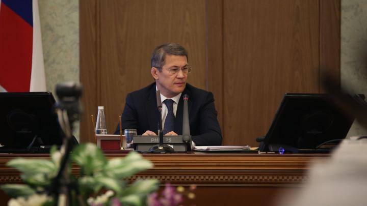 Радий Хабиров похвалился первыми итогами сухого закона в Башкирии