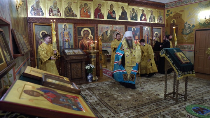 Митрополит Георгий лично совершит крещение третьих и последующих детей из многодетных семей