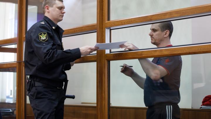После последнего слова: в Волгограде повернули вспять суд над Александром Гебертом