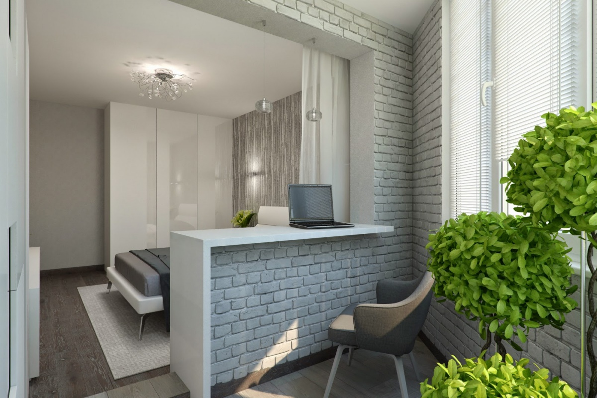 Нелишние квадраты: делаем балкон жилым
