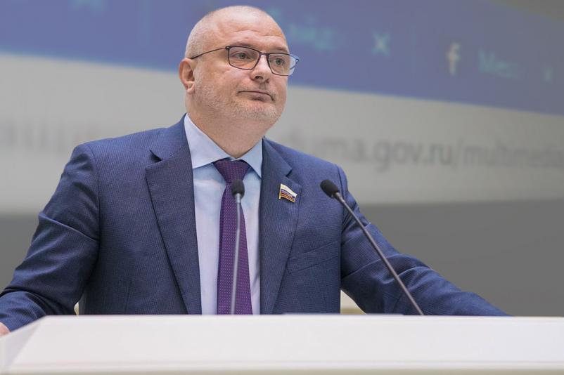 Пока вы читаете этот текст, голова Андрея Клишаса генерирует новые инициативы