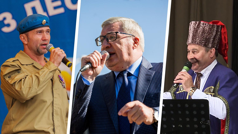 Пиджаки запели: топ самых известных певцов мэрии, правительства и МВД (с видео!)