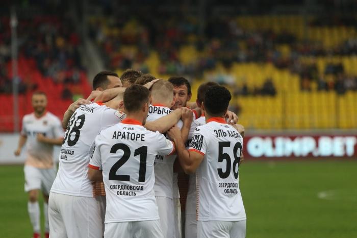 В финале екатеринбуржцы сыграют либо с«Ростовом», либо с «Локомотивом»