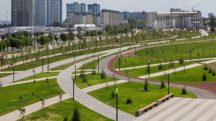 Волгоградцы не захотели называть мемориальный парк в честь Игоря Акинфеева