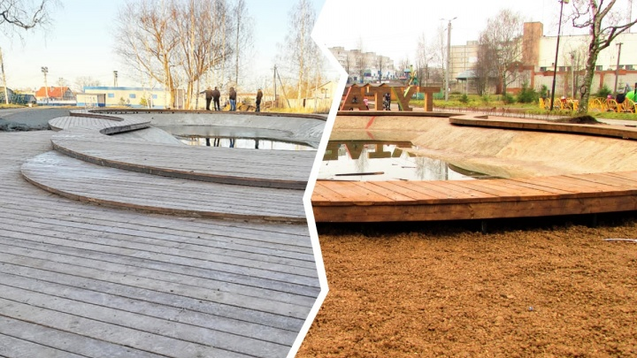 «Так держать, командир»: в Ярославской области открыли грязный парк отдыха
