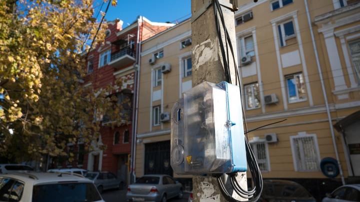 На следующей неделе сотни домов Ростова останутся без света