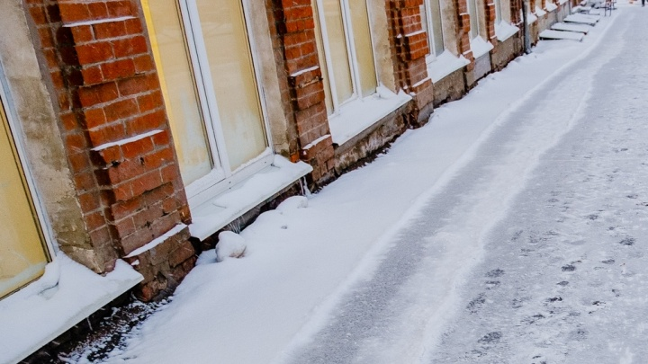 Мэрия Перми: информация о падении снега на беременную не подтвердилась