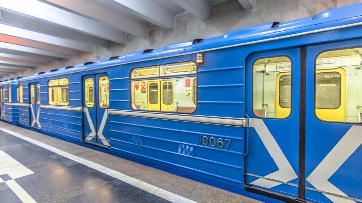 В Самаре к концу года купят два новых вагона метро