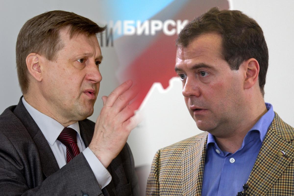 Анатолий Локоть отметил, что столицей Сибири Красноярск не считается на государственном уровне