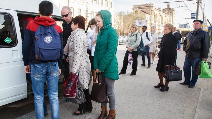«Над нами издеваются?»: в Волгограде исчезла маршрутка № 44, соединявшая Семь ветров и Тулака