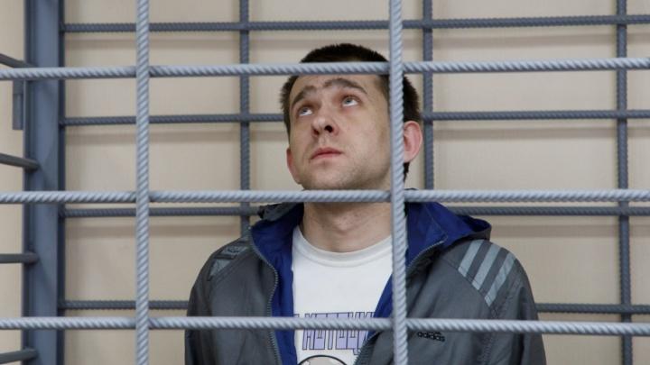 Убийца волгоградского разведчика Марик Нарцев просил смягчить свой приговор