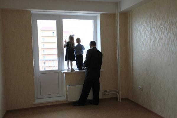 Большинство горожан считают, что к появлению детей нужно обзавестись квартирой