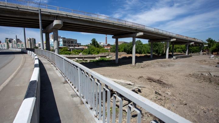Долгожданная развязка: дорогу у цирка передали компании, построившей не один мост в Челябинске
