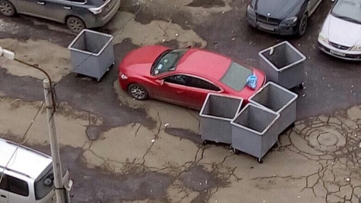 «Я паркуюсь как…»: ненависть, месть и мартовское безумие красноярских автохамов