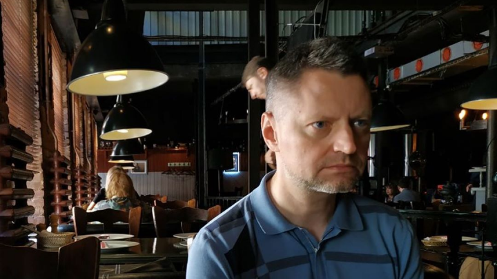 «Люди тут классные»: в Архангельск приехал журналист и ютьюб-блогер Алексей Пивоваров