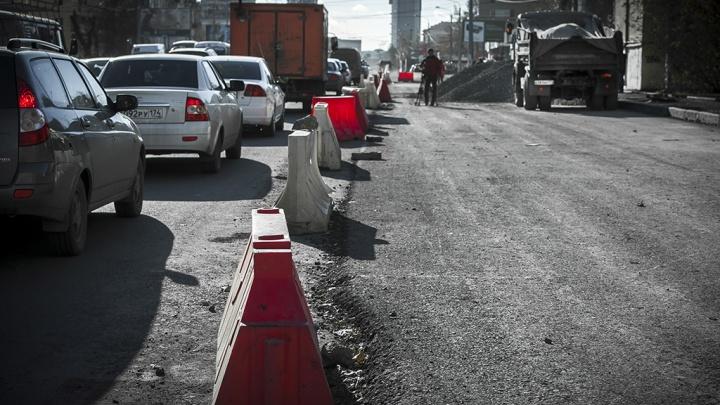 «Подрядчик лукавит»: в челябинской мэрии назвали причины срыва контракта по ремонту 13 улиц