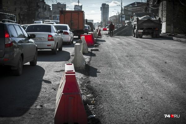Точку в споре дорожников и мэрии 8 апреля поставит антимонопольная служба
